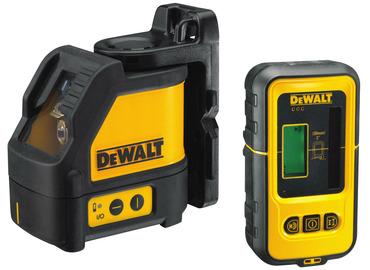 DeWALT DW088KD křížový laser s přijímačem