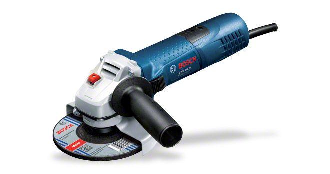 BOSCH GWS 7-125 Professional úhlová bruska 0601388108