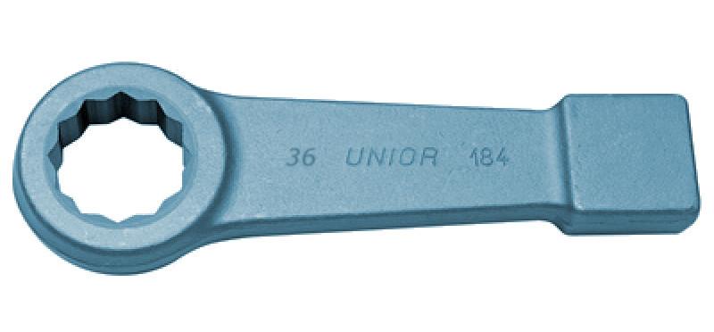 UNIOR klíč úderný očkový 36mm 12-ti hranný