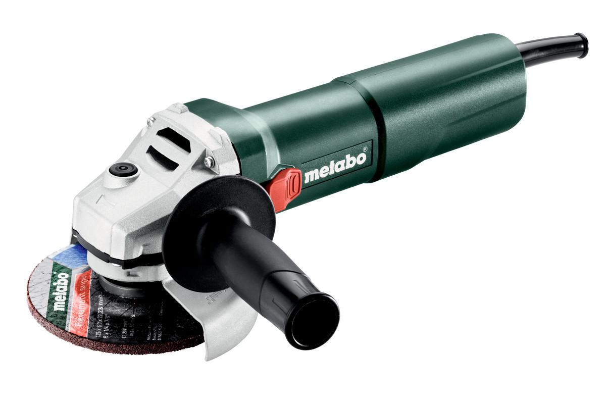 METABO W 1100-125 úhlová bruska 603614000