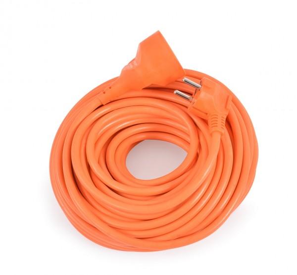 Kabel prodlužovací 20m, 3x1,5mm2