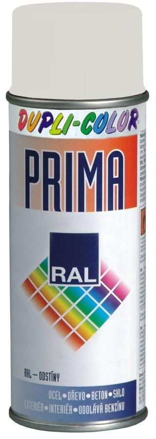 DUPLI-COLOR PRIMA RAL 7035 šedá světlá 400ml
