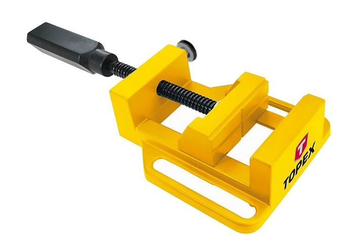 TOPEX 07A306 svěrák modelářský 65mm