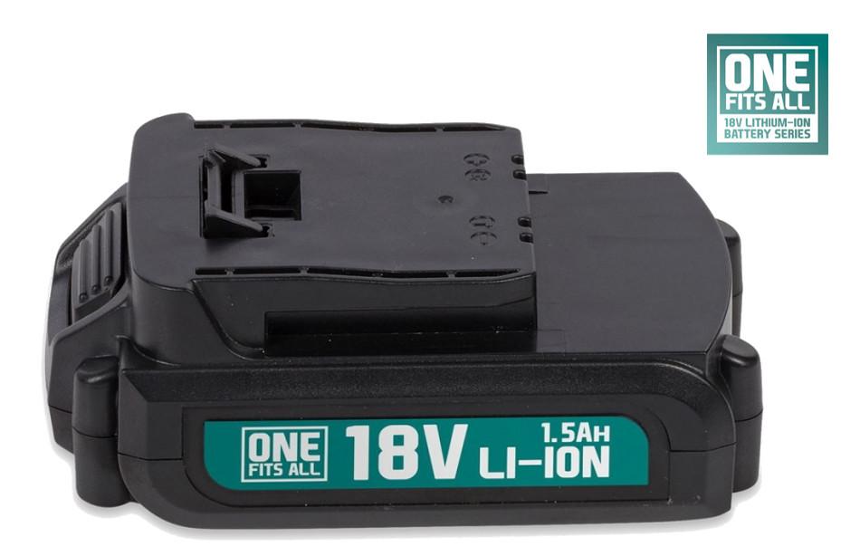 "POWERPLUS POWEB9010 akumulátor LiIon 18V 1,5Ah ""One Fits All"" Originál"