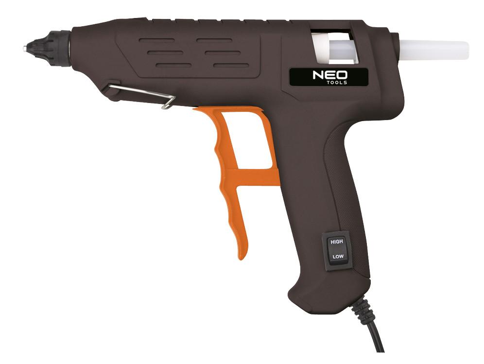 NEO TOOLS pistole tavná lepící 80W 17-082