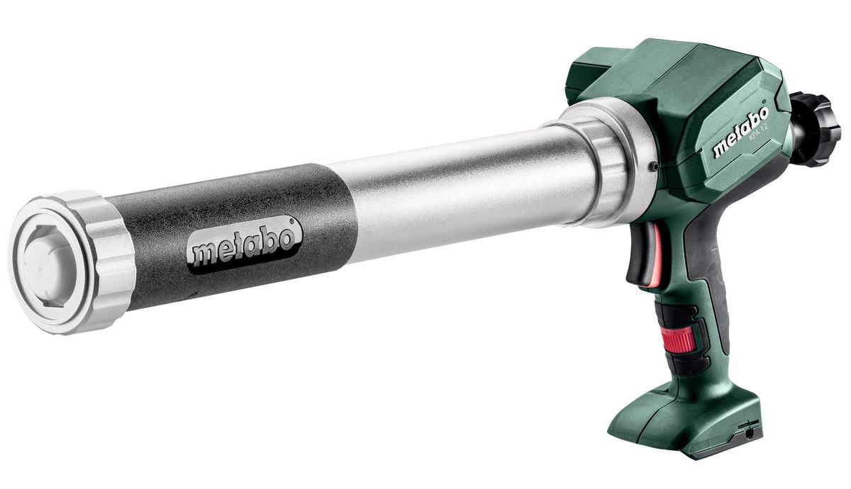 METABO PowerMaxx KPA 12 600 aku vytlačovací pistole na tmely, bez akumulátoru, 601218850