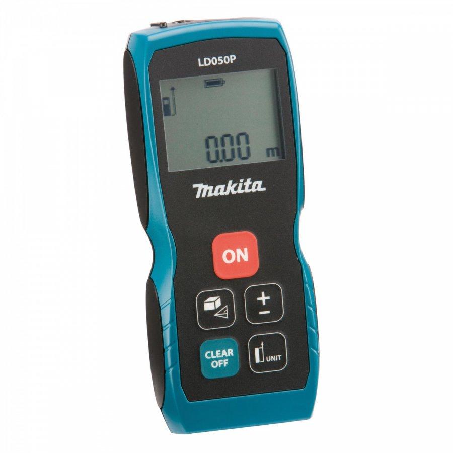 MAKITA LD050P laserový měřič vzdálenosti