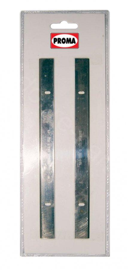 PROMA nože 25049012 pro HP-200 210x16,5x1,5mm HSS