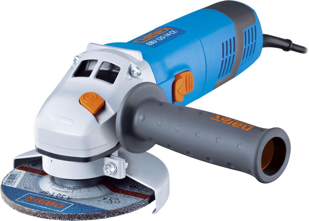 NAREX EBU 125-14 CE úhlová bruska 125mm, 1400W 65403737
