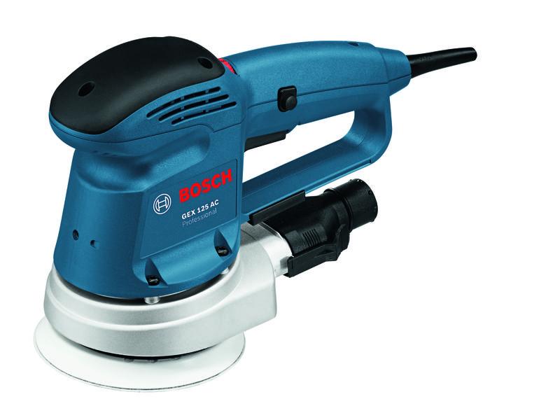 BOSCH GEX 125 AC Professional excentrická bruska 0601372565