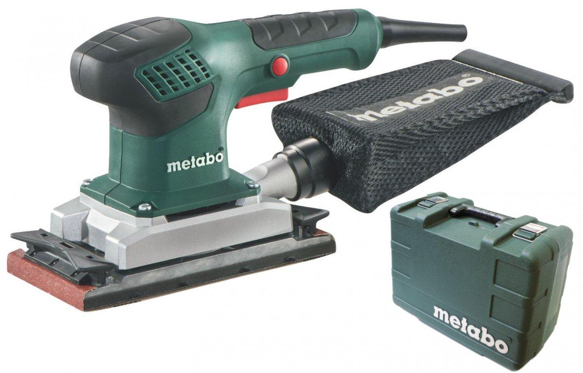 METABO SR 2185 vibrační bruska 200W v kufru 600441500