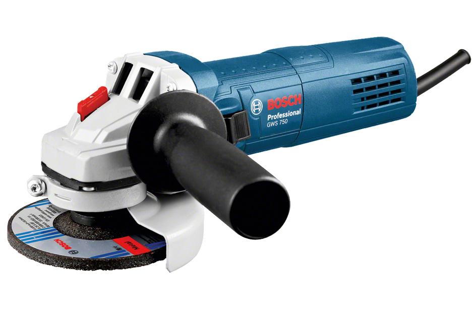 BOSCH GWS 750-125 Professional úhlová bruska 0601394001