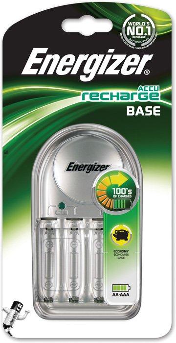 Energizer BASE Economy nabíječka tužkových AA / AAA baterií