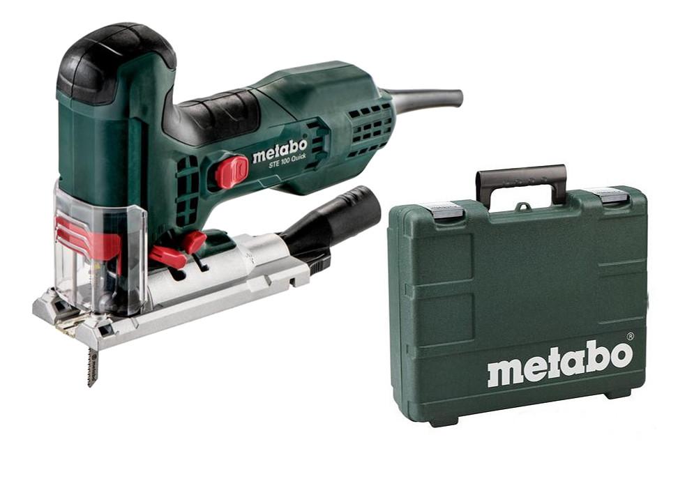 METABO STE 100 Quick přímočará pila 601100500