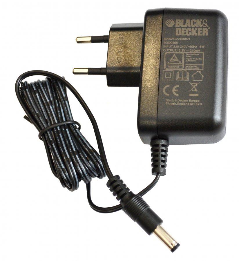 BLACK&DECKER 90638071 nabíječka pro aku nářadí