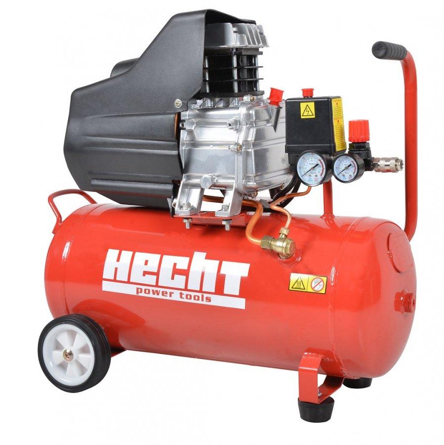 HECHT 2026 kompresor olejový s nádobou 24l