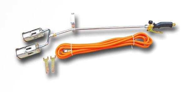 Opalovací plynová souprava XTline - dvojitý hořák 2x20 kW PA23511