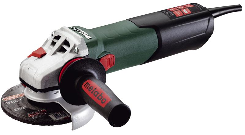 METABO WEA 15-125 Quick úhlová bruska s autobalancerem 600492