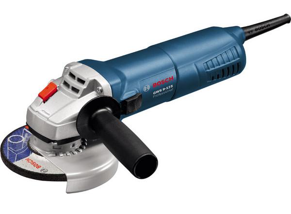 BOSCH GWS 9-125 S Professional úhlová bruska s regulací otáček 0601396102