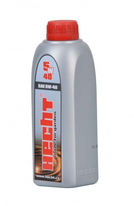 HECHT SAE 5W40 olej pro 4-taktní motory celoroční