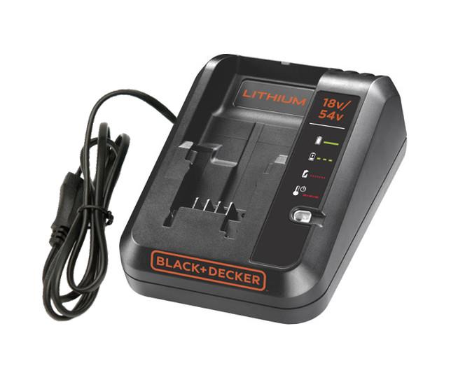 BLACK&DECKER BDC1A nabíječka pro aku baterie LiIon 14,4-18V