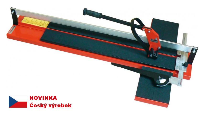 BAUPRIMA i6-120 profesionální odpružená ložisková řezačka na dlažbu s lámací podkovou