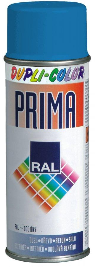 DUPLI-COLOR PRIMA RAL 5010 modrá enziánová 400ml