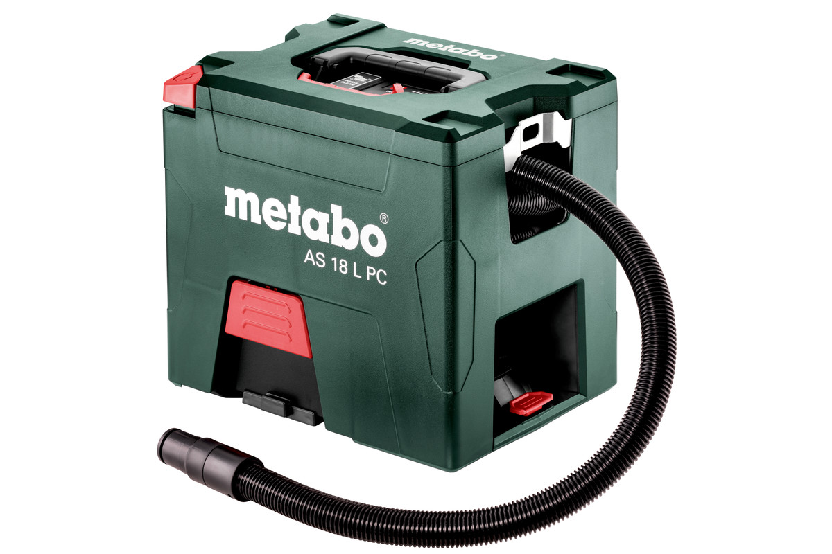 METABO AS 18 L PC aku vysavač 602021850 bez akumulátoru