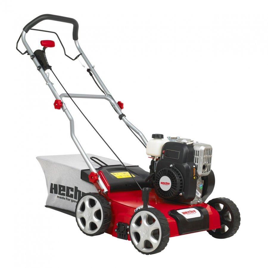 HECHT 5641 2 in 1 motorový benzínový provzdušňovač trávníků