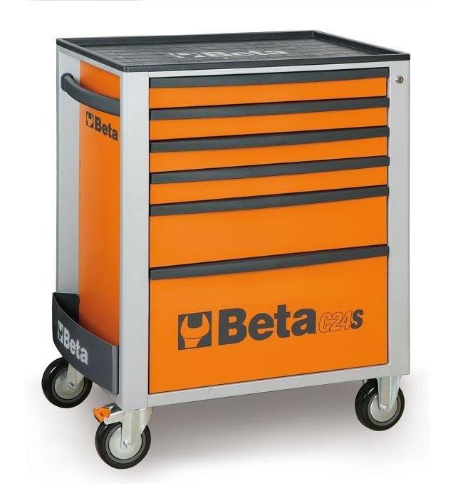 BETA 2400/C24S60 dílenský pojízdný montážní vozík