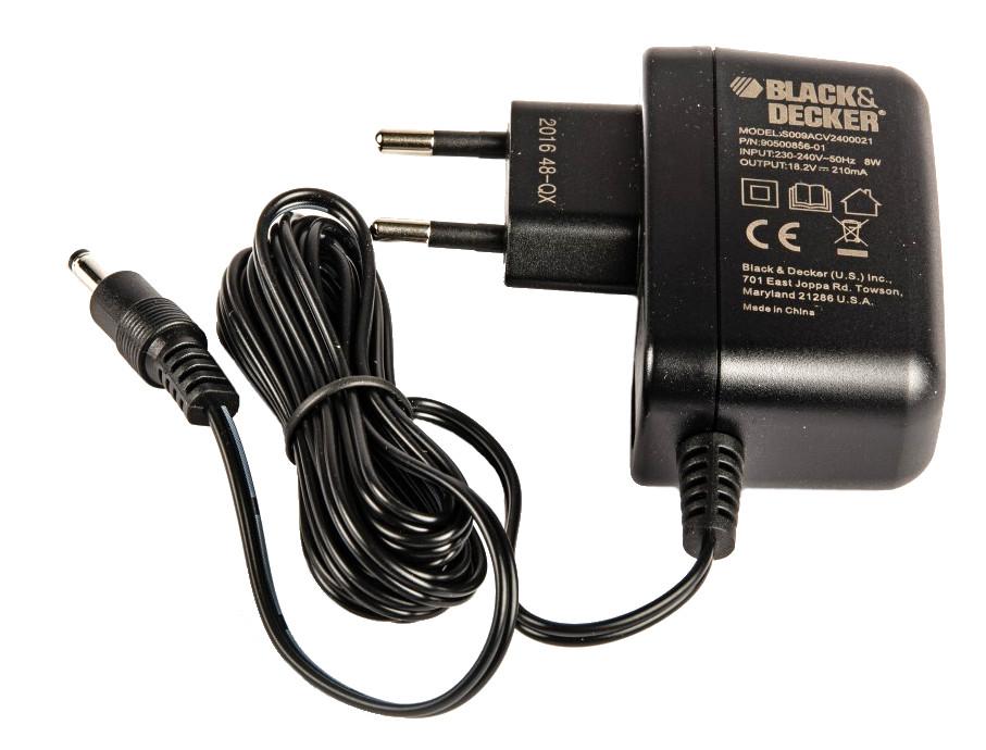 BLACK&DECKER 90500856-01 nabíječka 14,4V