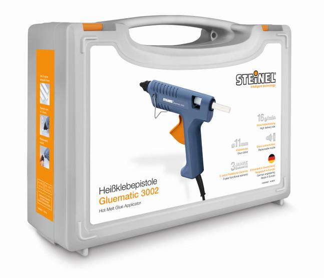 STEINEL GLUEMATIC 3002 sada lepící pistole v kufru 333393