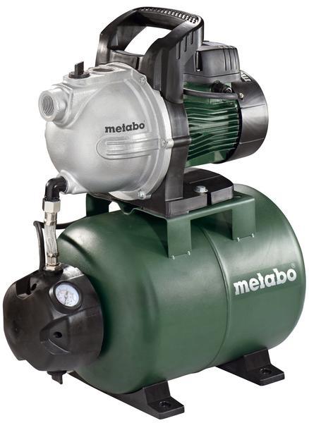 METABO HWW 4000/25 G domácí vodárna 1100W 600971000