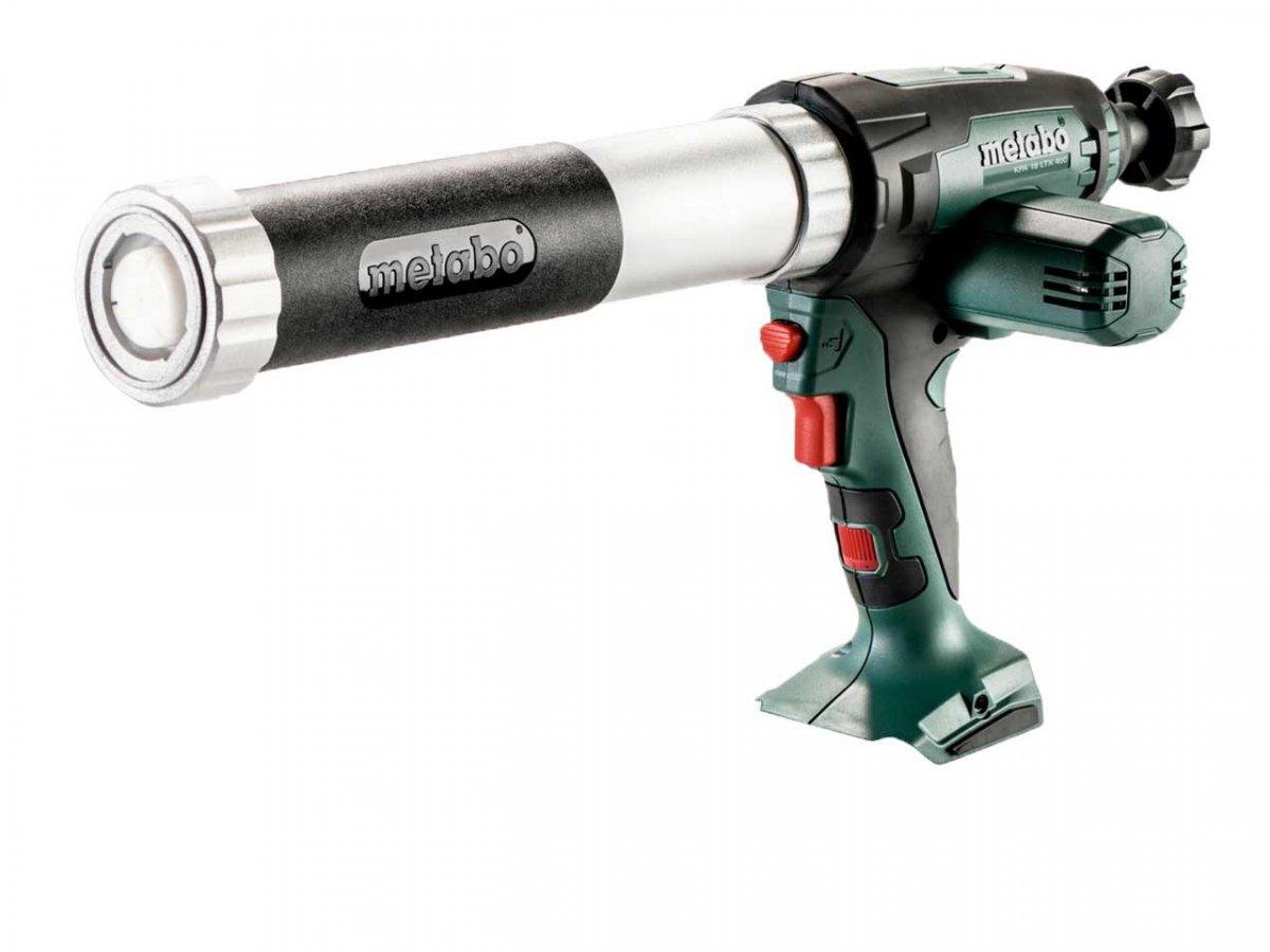 METABO KPA 18 LTX 400 akumulátorová kartušovací pistole 601206850