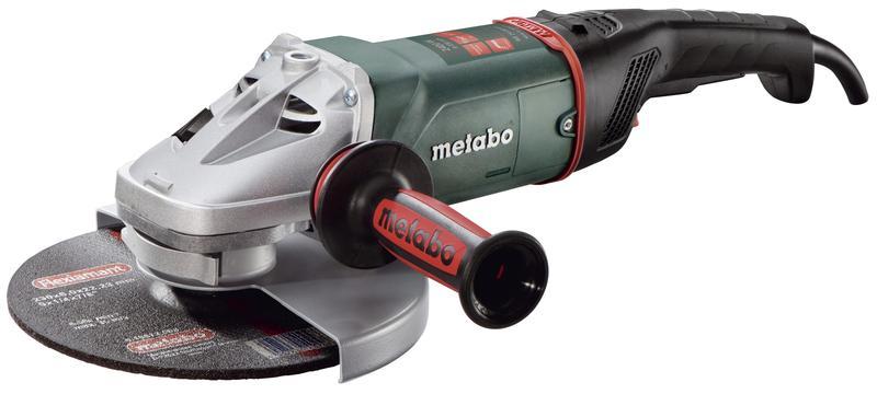 METABO WE 24-230 MVT úhlová bruska 230mm 2400W s plynulým rozběhem 6064690