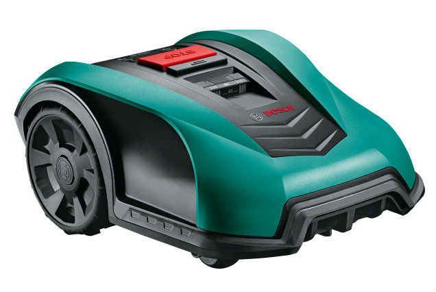 BOSCH Indego 350 Connect robotická aku sekačka na trávu 06008B0100
