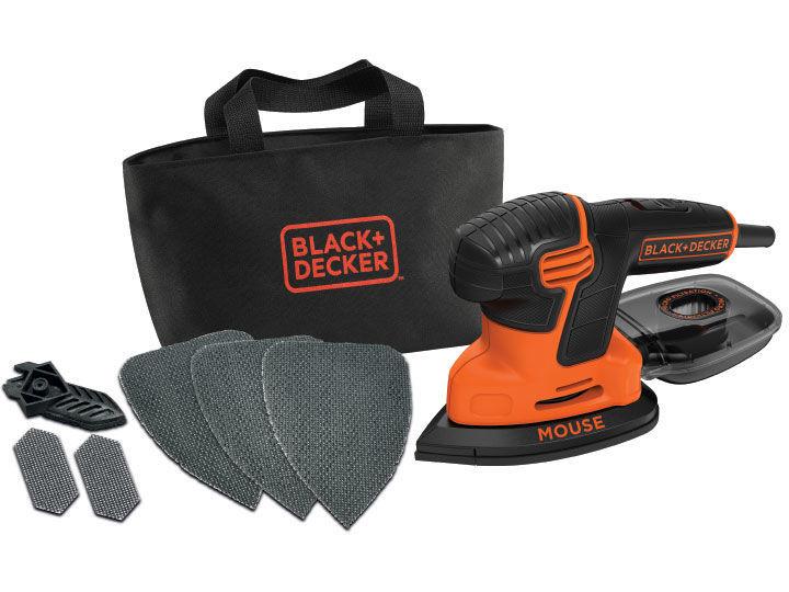 BLACK&DECKER KA2000 MOUSE vibrační bruska