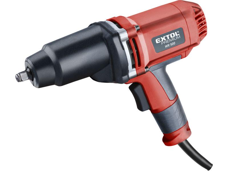 EXTOL PREMIUM WR 500 utahovák rázový elektrický 950W 8890603