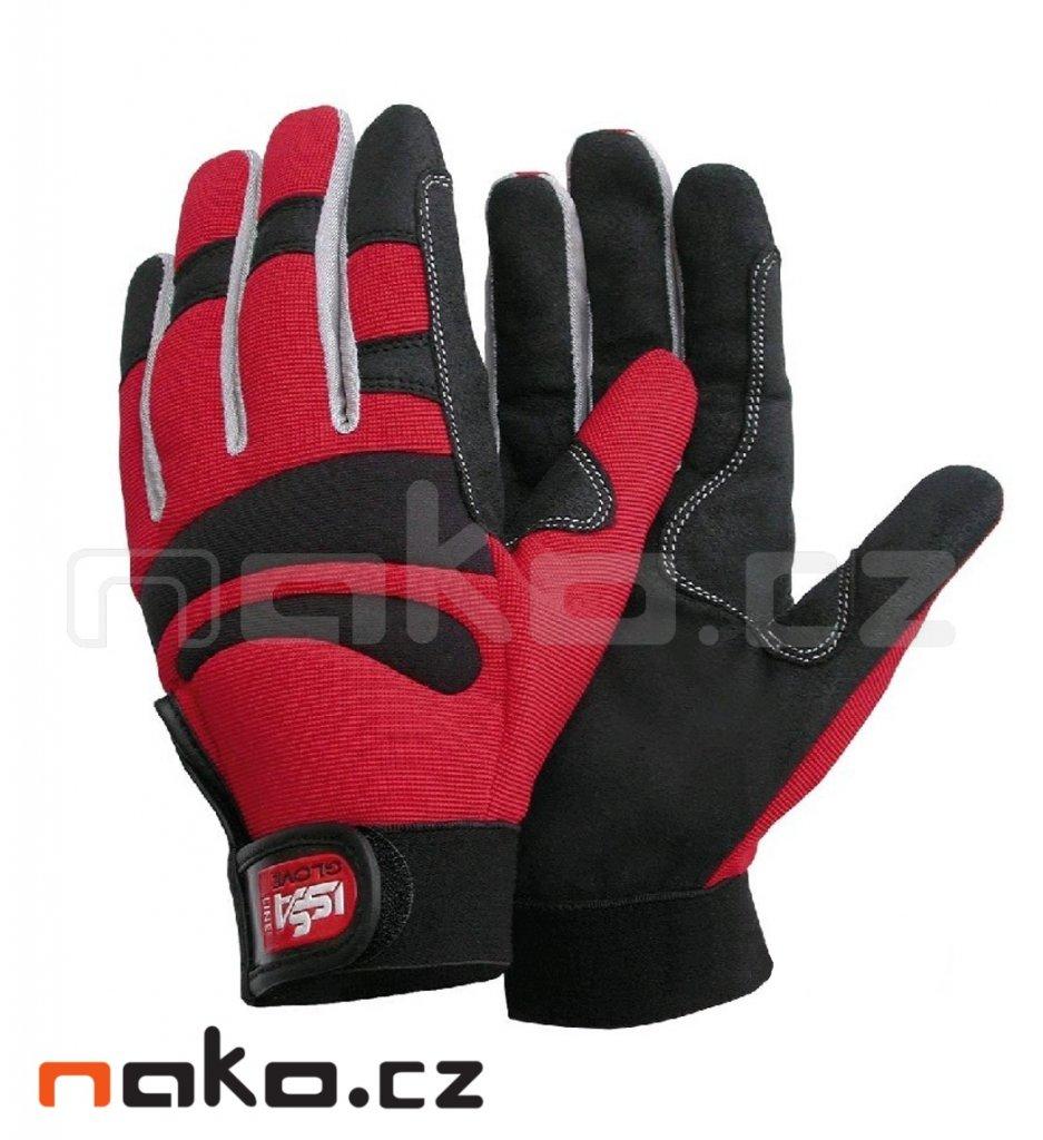 d41a25174dc ISSA rukavice pracovní LONG COMFORT 07203 vel.M