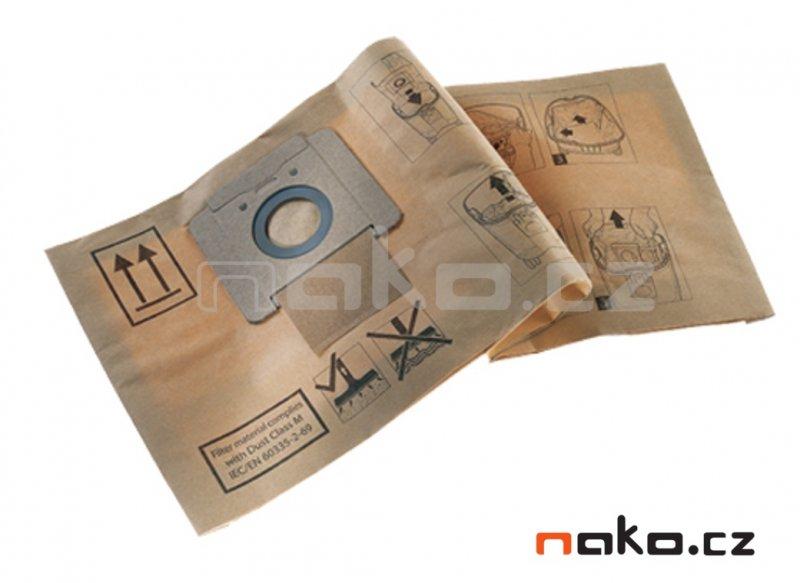 MAKITA P-70194 sáček filtrační papírový 5 ks pro 446L,LX