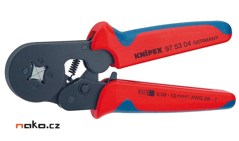 KNIPEX 975304 kleště automatické na kabelové koncovky