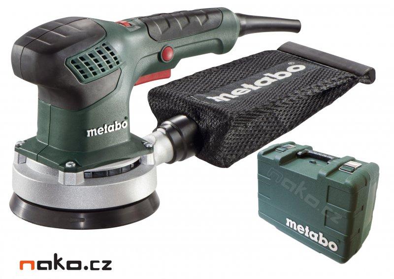 METABO SXE 3125 excentrická bruska 125mm v kufru 600443500