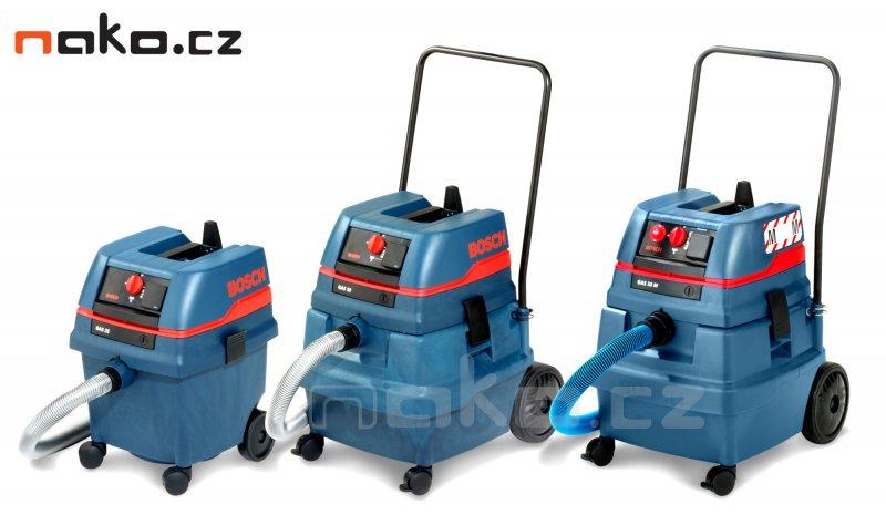 BOSCH GAS 25 L SFC Professional průmyslový vysavač 0601979103
