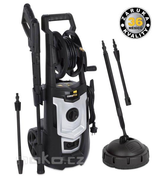 POWER PLUS POWXG90410 tlaková myčka 140 bar