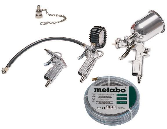 Metabo LPZ 6 sada příslušenství pro kompresory