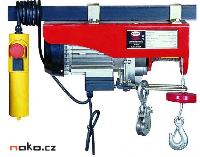 PROMA LN- 800 elektrický lanový naviják 25061008