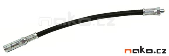 LUKO hadice tlaková k maznici 500mm sklíčidlová 4 čelisťová, M10x1, M 07 747