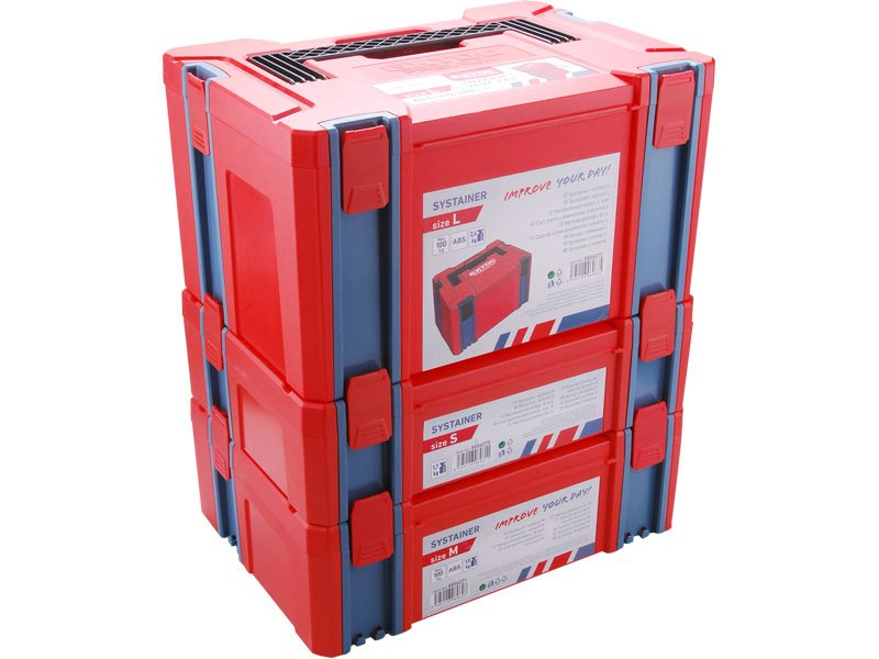 EXTOL PREMIUM 8856070 kufr velikost S rozměr 443x310x128mm ABS