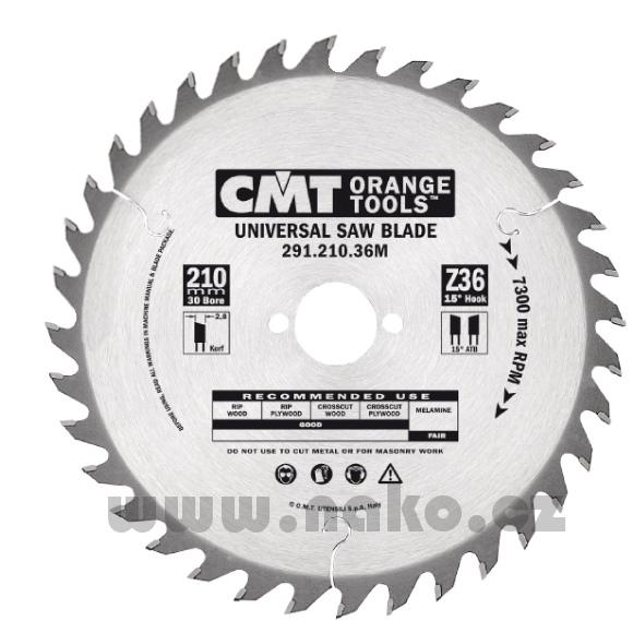 CMT C29216040H kotouč pil. D160x20 Z40