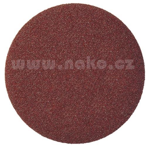 KLINGSPOR PL28CK 125mm K 40 smirkový výsek suchý zip